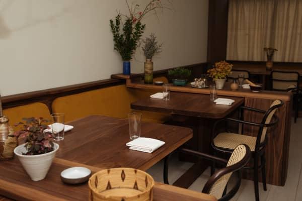 The Dining Room at Gem.