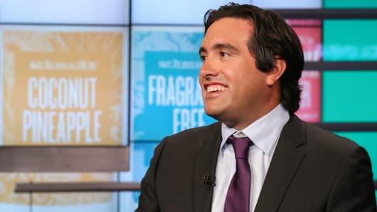 Michael Cammarata, CEO of Schmidt's Naturals.