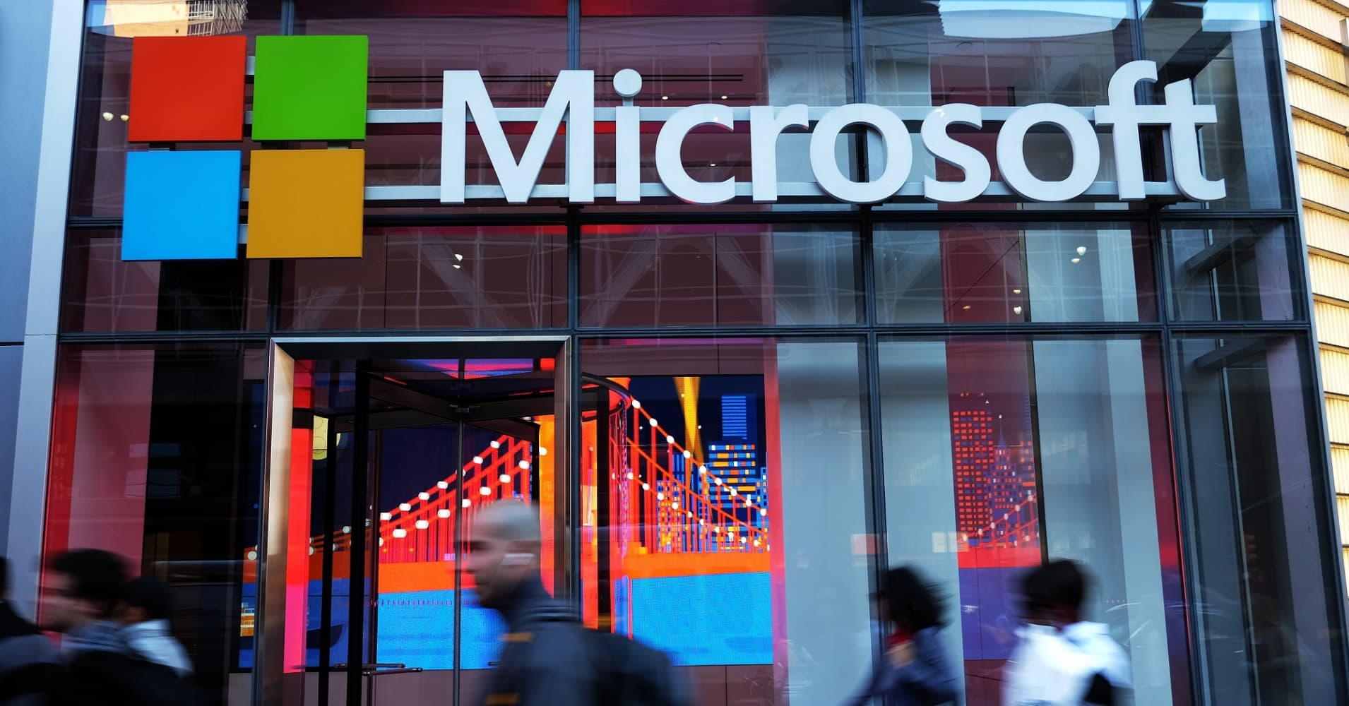 how to land a job at microsoft