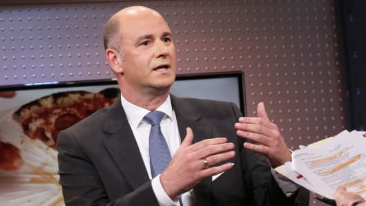 Hubertus Muehlhaeuser, CEO, Welbilt