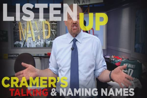 Cramer Remix: The one stock that is being unjustly overlooked