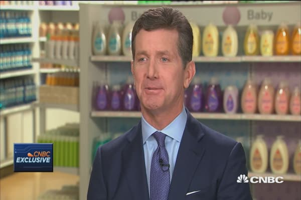 Watch CNBC's full exclusive interview with Johnson & Johnson CEO Alex Gorsky