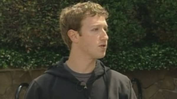 Watch Mark Zuckerberg address privacy concerns in 2010