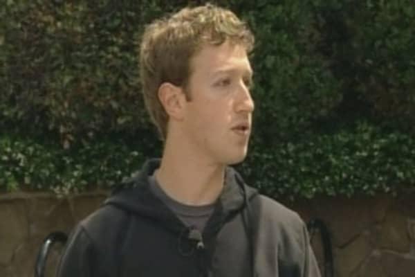 Watch Mark Zuckerberg address privacy concerns in 2010