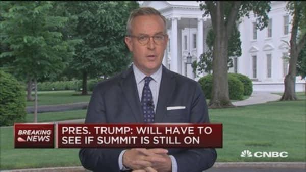 White House uncertain about North Korea June summit