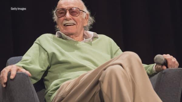 Marvel Comics legend Stan Lee files $1 billion suit over theft of image rights