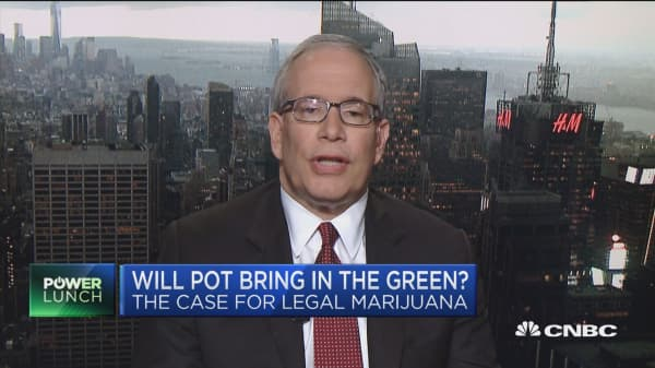 Marijuana is the underground economy and the state and city gets no economic benefit: NYC Comptroller