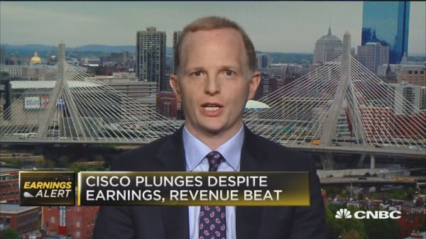 Cisco continues its drive to more software and services: Pro