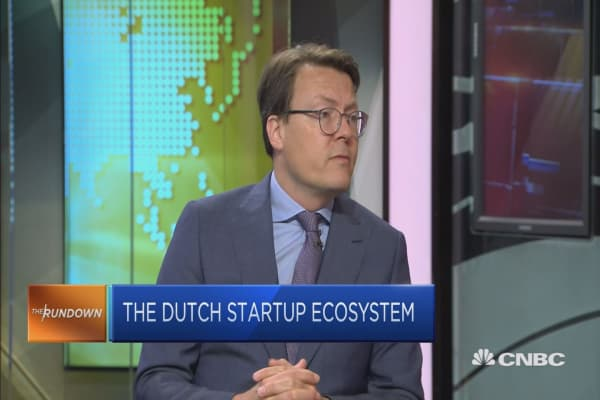 Looking to build stronger tech links between Singapore and the Netherlands