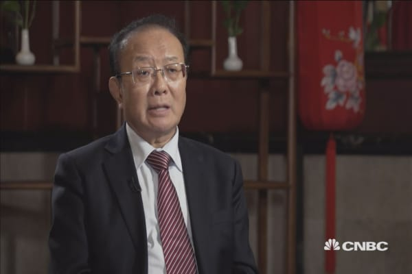 China's middle-class is getting 'bigger and bigger': Former vice commerce minister