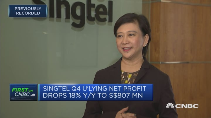Singtel gets ready for more competition across markets