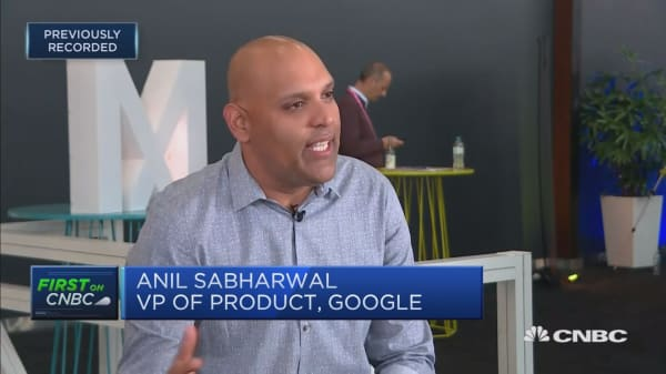 Google VP: We're very conscious of our responsibility in handling data