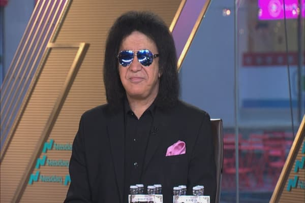 KISS frontman Gene Simmons on pot, touring and the Middle East