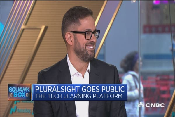 Pluralsight CEO: Tech changing faster than companies can learn it