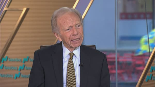 Joe Lieberman on 'unprecedented' political divisions in the US