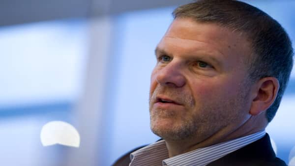 The consumer tells us what to do: Tilman Fertitta