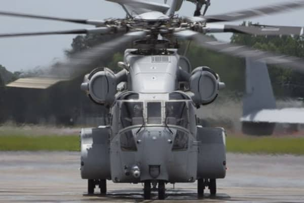 U.S. Marines just got this powerful new helicopter