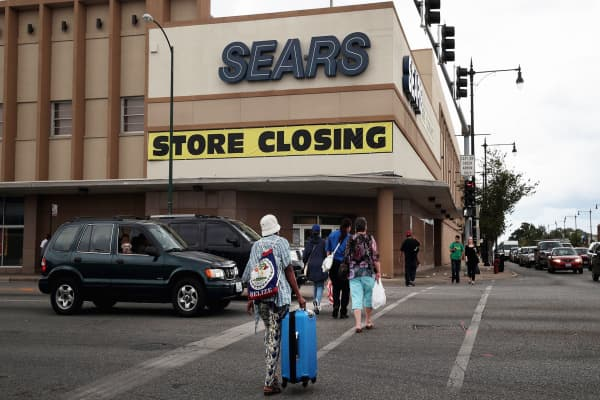 Sears is fighting for its life