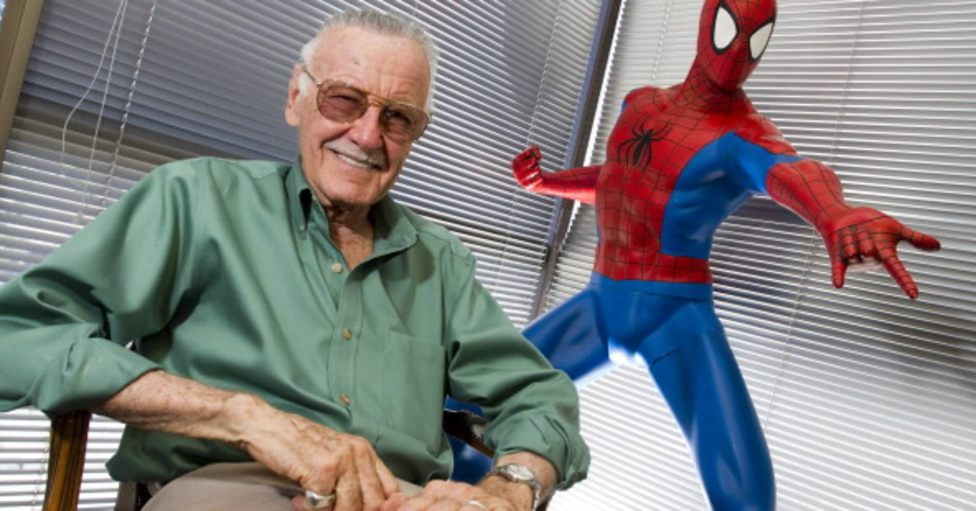 3 pieces of priceless advice from Marvel Comics legend Stan Lee