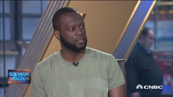 Fugees founder Pras Michel  launches Blacture