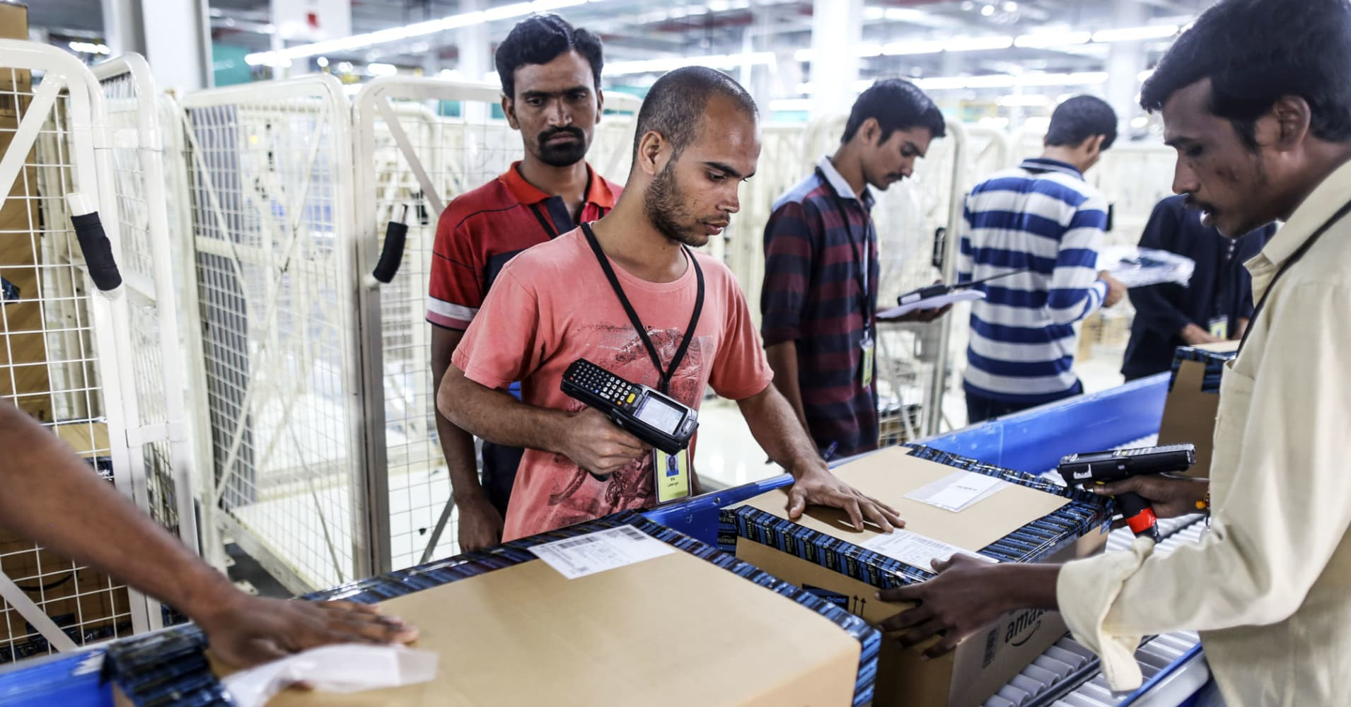 Amazon's growing India business alone is likely worth more than ...
