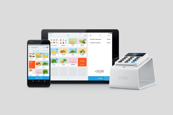 Swedish payments firm iZettle has placed its mobile card readers in hundreds of thousands of retailers around the world.
