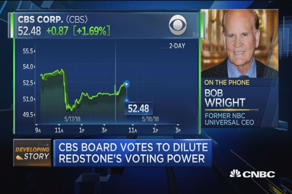 CBS vs National Amusements is the beginning of the end for dual-share company ownership, says former NBC CEO