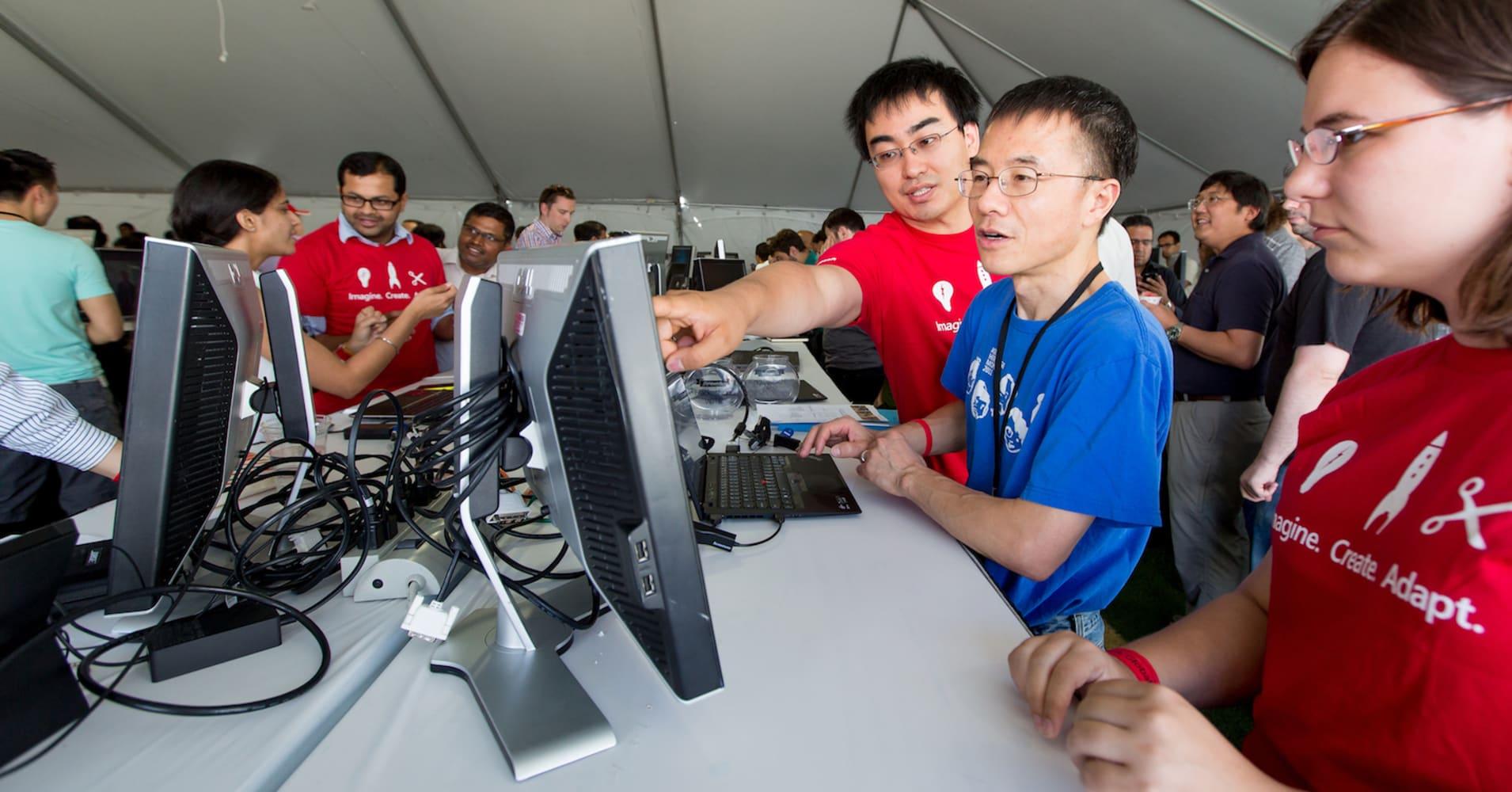 Former Microsoft executive Qi Lu steps down as Baidu COO