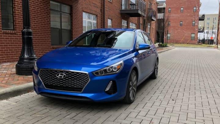 The 2018 Hyundai Elantra Gt Sport