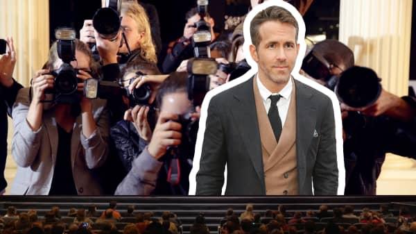 'Deadpool 2' star Ryan Reynolds' first acting job paid $150 and he 'felt like a gazillionaire'