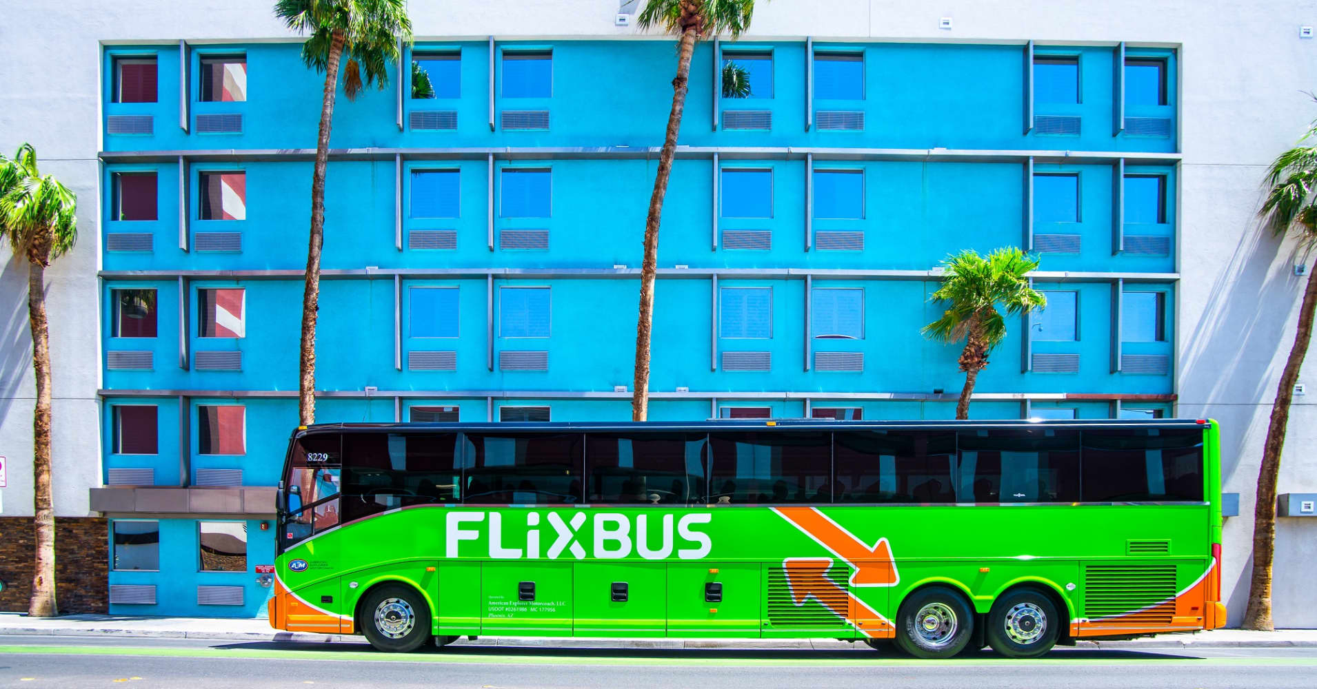 This Millennial Owned Bus Company Is Debuting In The US With 99 Cent Long Distance Rides