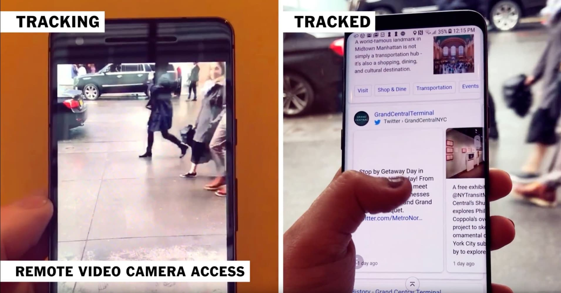 How hundreds of apps can empower stalkers to track their victims