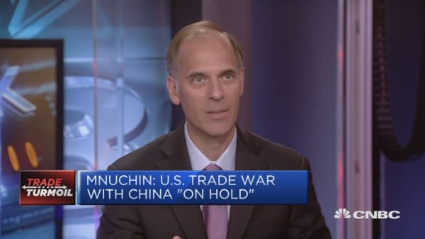 Us China Trade Agreements Are And Lose Lose Says Moodys Economist