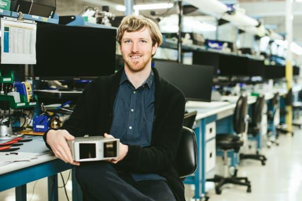 Austin Russell, CEO, Luminar