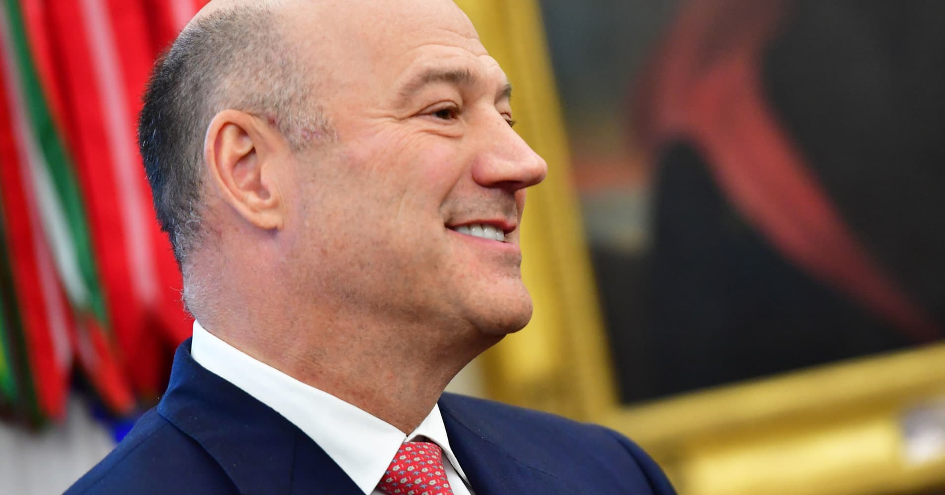 Former White House economic advisor Gary Cohn joins blockchain start-up