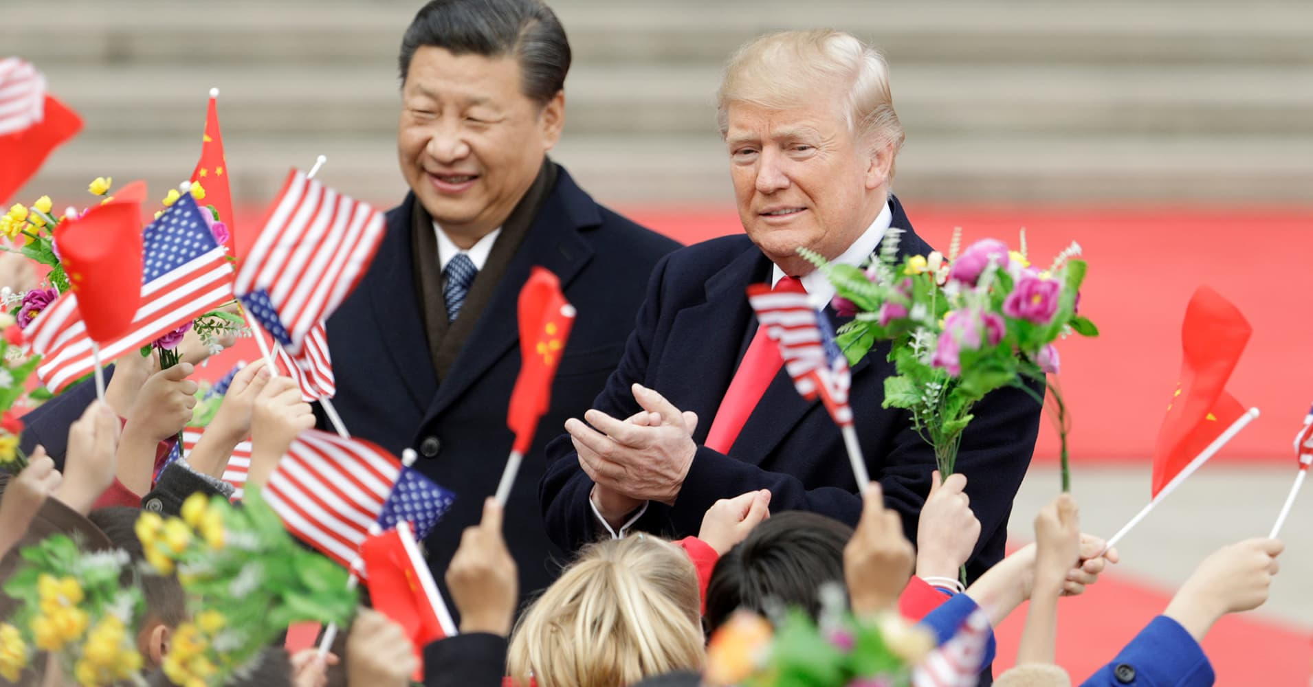 Xi Jinping says cooperation is best for China and US at G-20 meeting with Trump