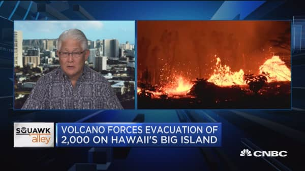 Hawaiian Electric CEO on protecting infrastructure from Kilauea volcano