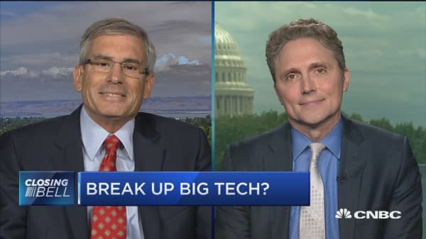 Government needs to throughly investigate big tech, says antitrust lawyer