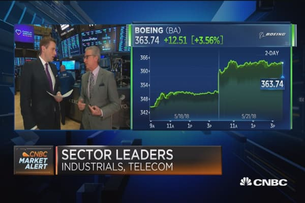 No trade war's a great headline: Pisani