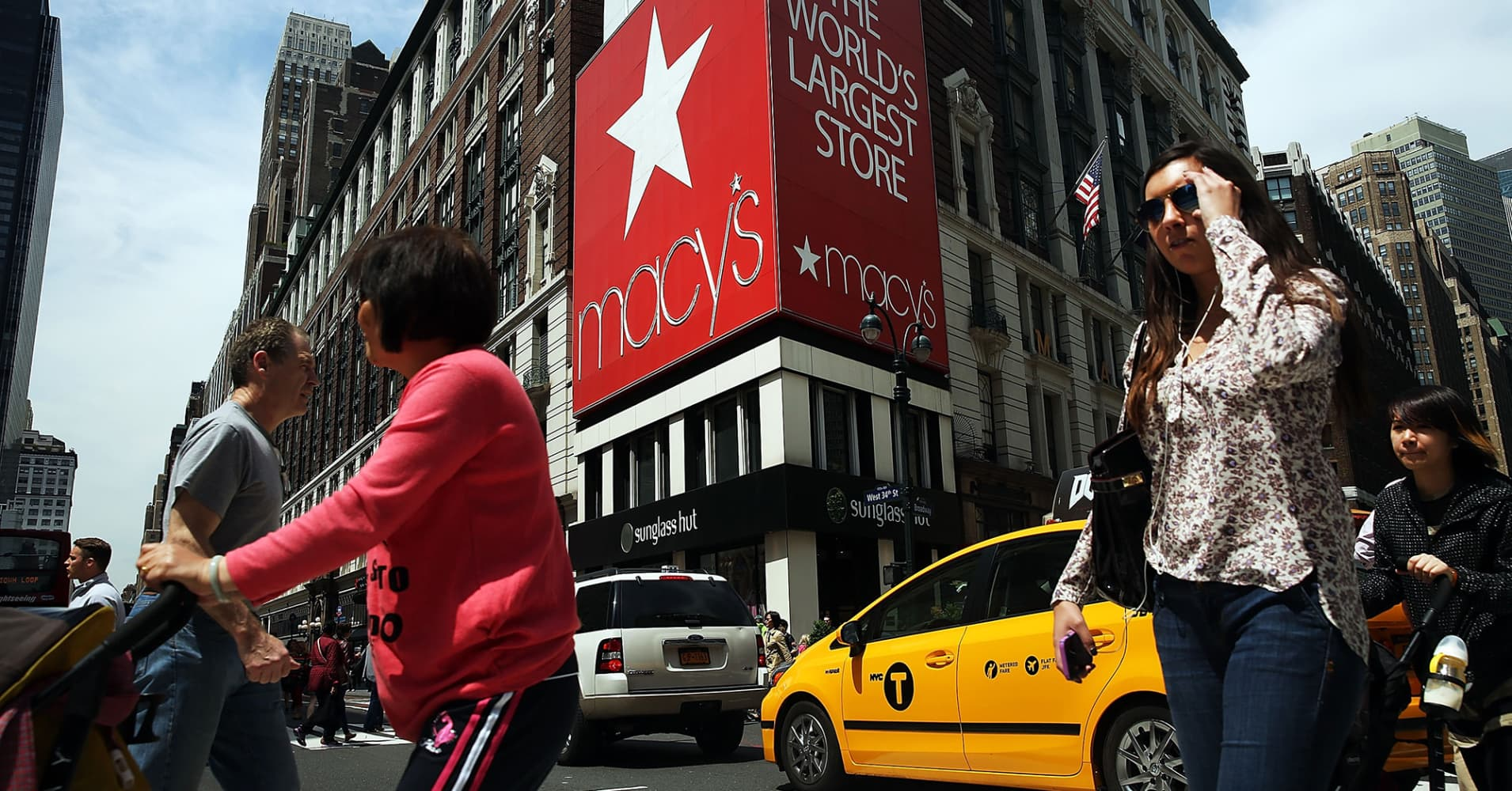 Macy's is testing smaller stores to save money