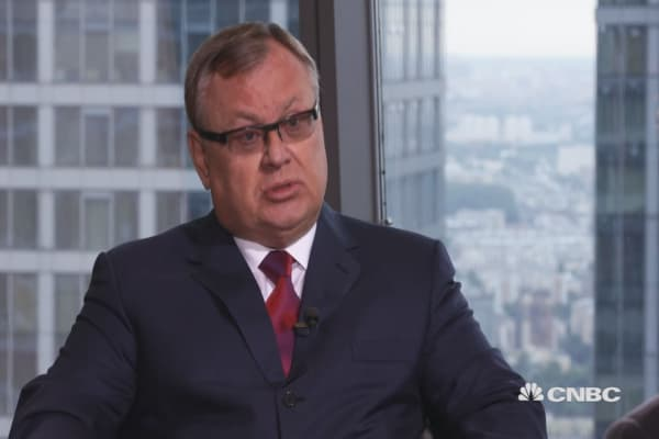 We are not lending new money to Oleg Deripaska: VTB's Kostin