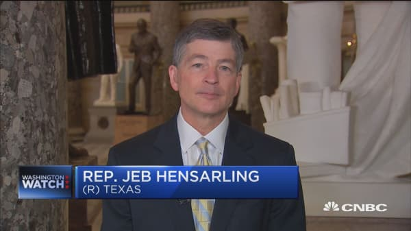 Rep. Hensarling on Texas high school shooting: 'Enough's enough'