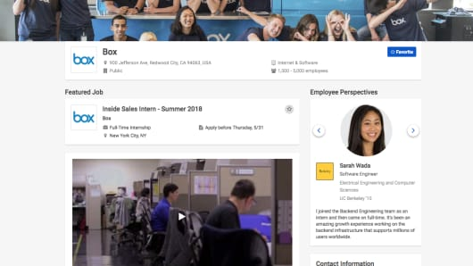 Handshake operates like a 'LinkedIn' for university and college students, offering a platform where 250,000 employers across the country, including corporations, governments and nonprofits, can perform outreach and recruit the next generation of workers.