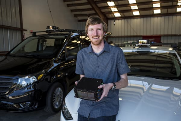 How Luminar is disrupting self-driving technology: CEO