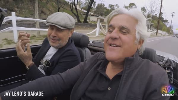 Billy Crystal opens up to Jay Leno about how he became friends with Muhammed Ali