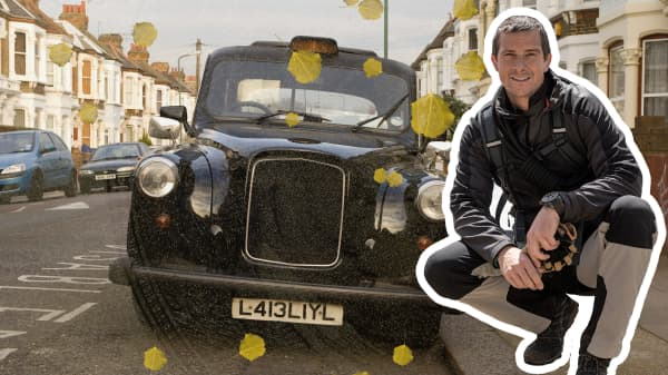 Bear Grylls spent under $2,000 on his first car, and he still drives it