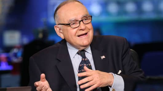"Leon Cooperman on CNBC's ""Halftime Report."""