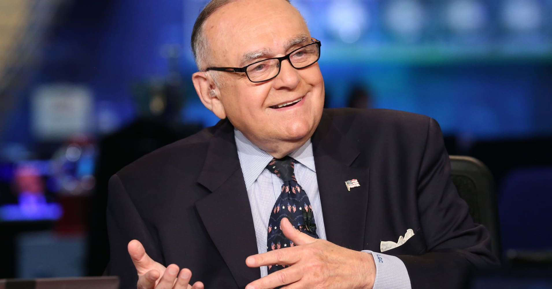 """Leon Cooperman on CNBC's """"Halftime Report."""""""