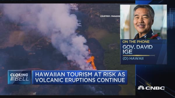 Hawaii governor: We are a resilient community