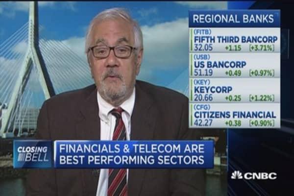 Bill does not weaken regulations for largest banks: Barney Frank